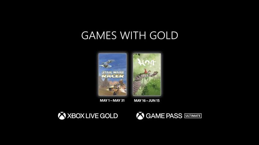 Games With Gold : les jeux offerts sur Xbox