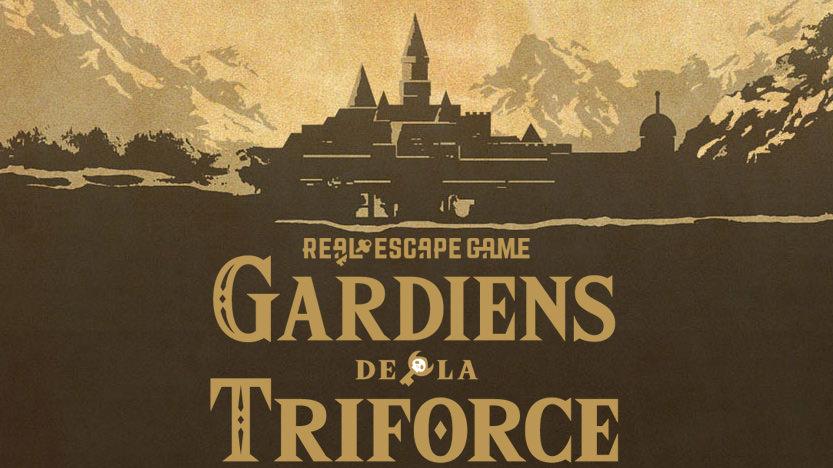 Découvrez Gardiens de la Triforce : le jeu d'évasion inspiré du jeu vidéo The Legend of Zelda