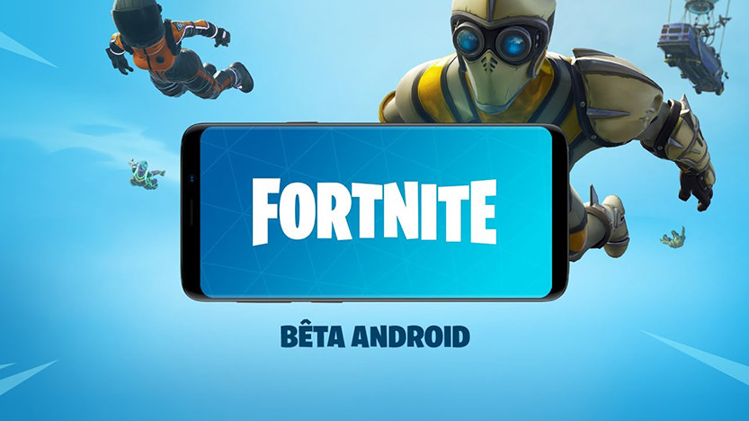 Installer Fortnite sur Android