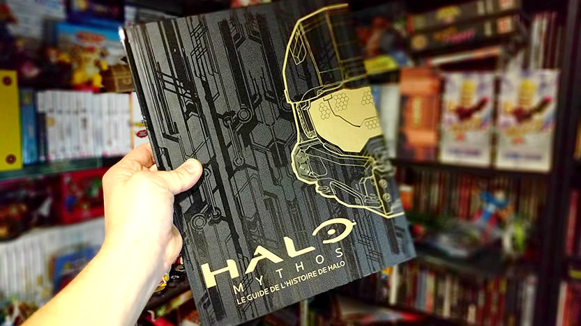 Halo Mythos disponible en France