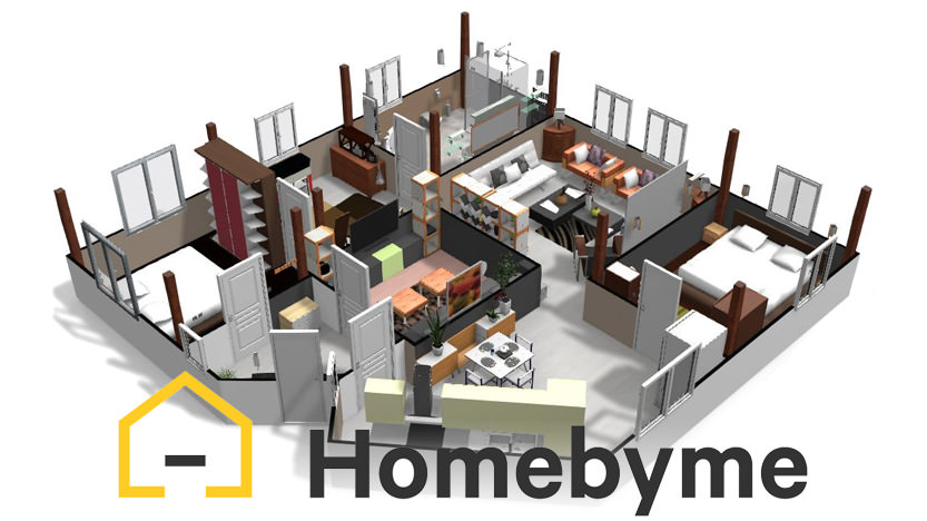 Homebyme votre architecte 3d consollection - Home by me ...
