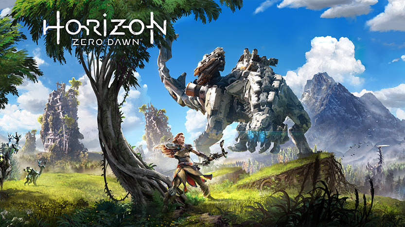 Horizon Zero Dawn Test PS4