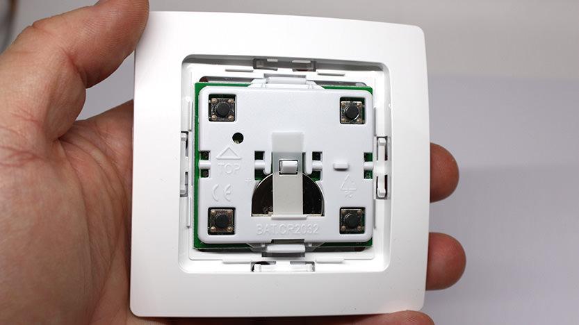 Interrupteur intelligent de la gamme Devolo Home Control
