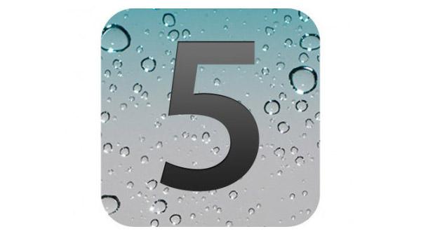 IOS 5 disponible