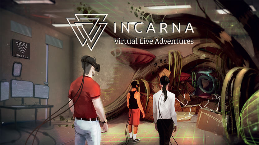 J'ai testé Incarna en VR : l'aventure virtuelle collaborative