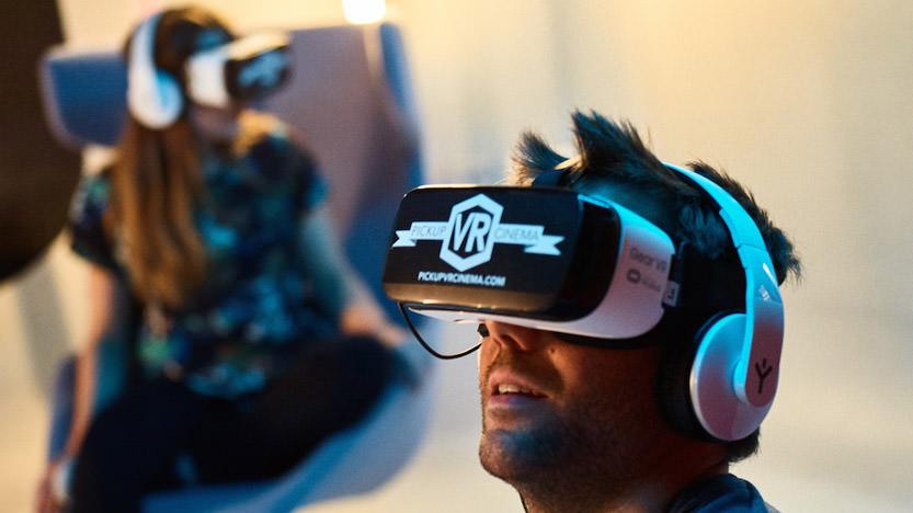 J'ai testé Les samedis de la VR avec Diversion cinema