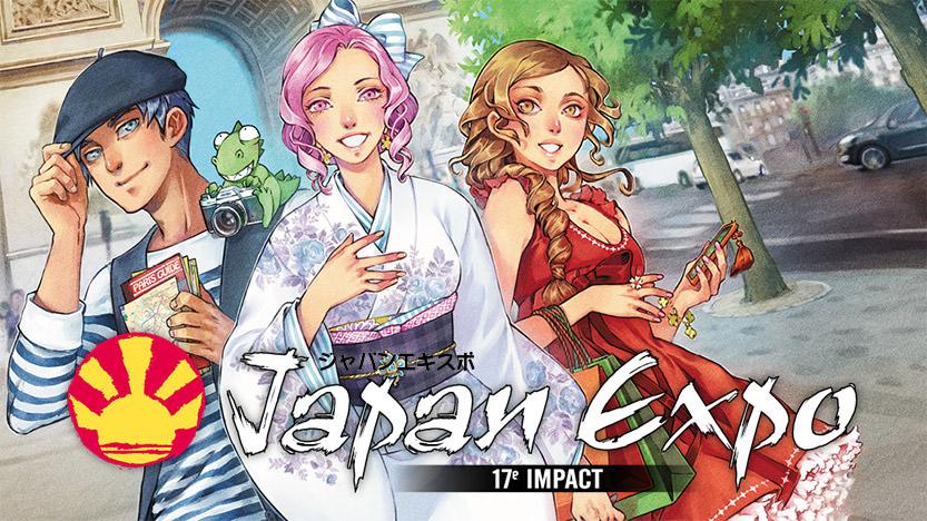 Japan Expo 2016 : date du festival sur la culture populaire japonaise