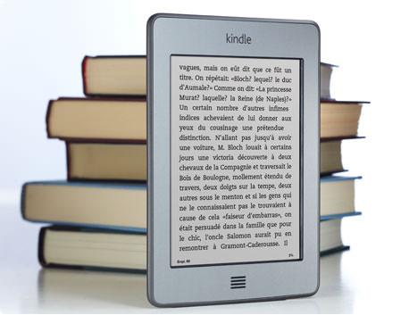 Kindle touch en précommande