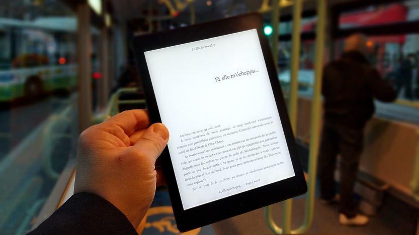 Kobo Aura One : Test d'une liseuse numérique à grand écran