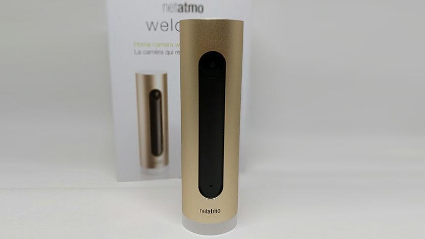 La caméra de surveillance Welcome Netatmo qui reconnait les visages