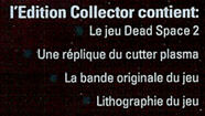 La réplique du cutter plasma de l'édition collector Dead Space 2