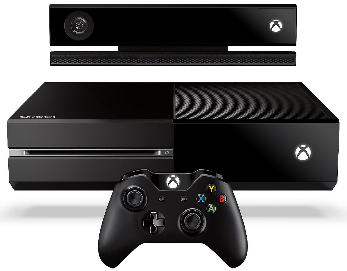 La Xbox One le 22 Novembre en France