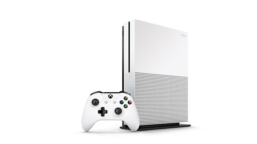 La Xbox One S sortira le 2 août