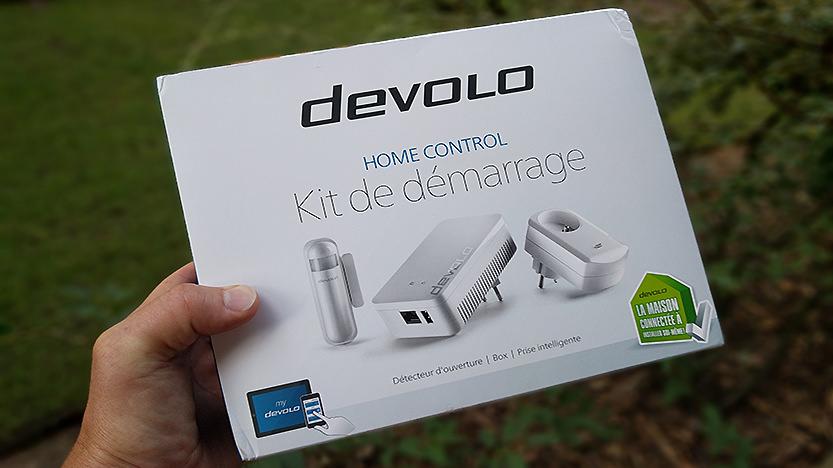Le Kit de démarrage de Devolo Home Control