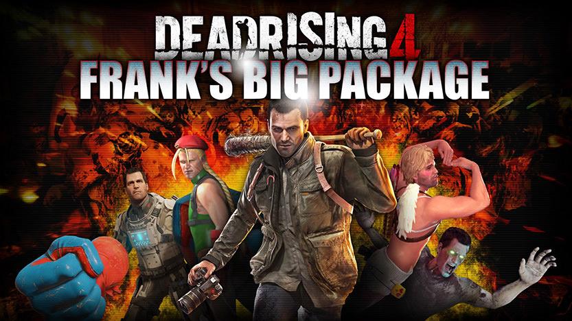 Découvrez le test de Dead Rising 4 Frank's Big Package sur PlayStation 4