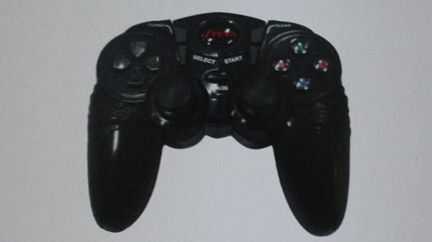 Le test de la manette freebox
