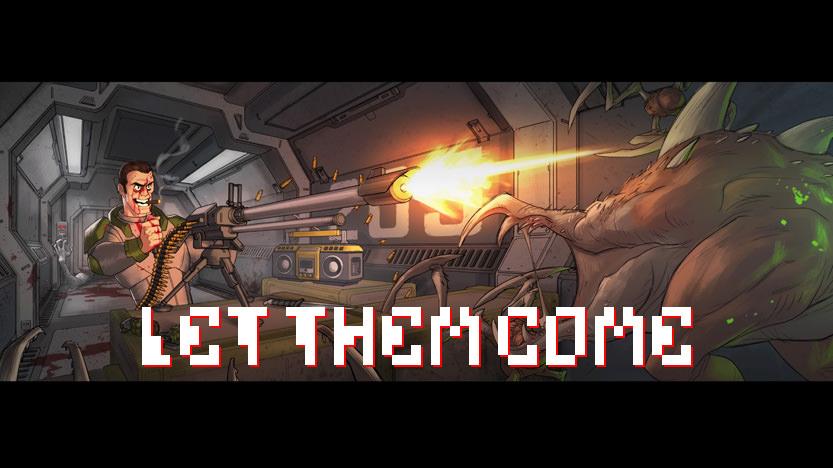 Le test de Let Them Come : un hommage aux films des années 80