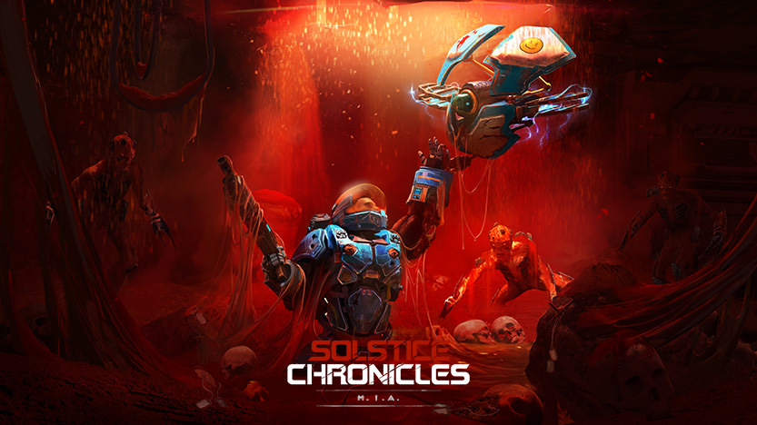 Le test de Solstice Chronicles: MIA : Un soldat solitaire