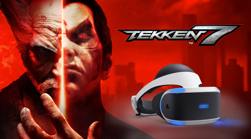 Le test de Tekken 7 en mode VR - Le verdict