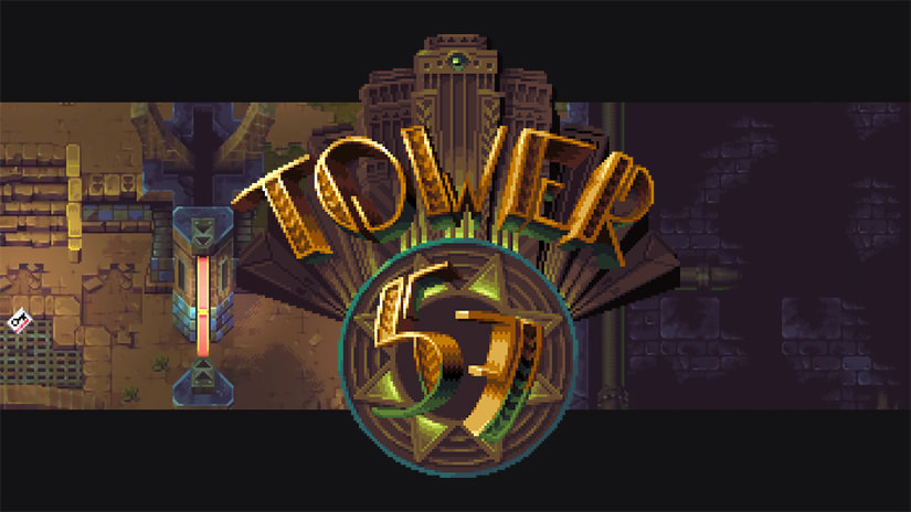 Le test de Tower 57 : un hommage retro à l'Amiga
