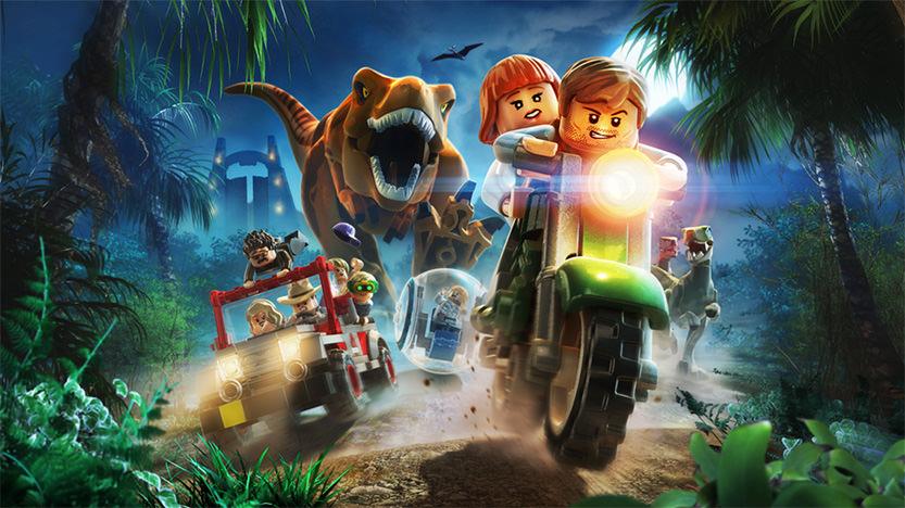 Test du jeu Lego Jurassic World sur Xbox One