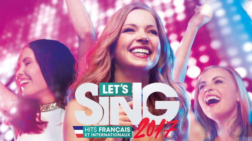 Test du jeu Let's Sing 2017 Hits Français et Internationaux