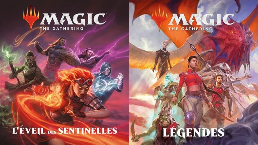 Magic : Légendes - Magic : L'éveil des sentinelles