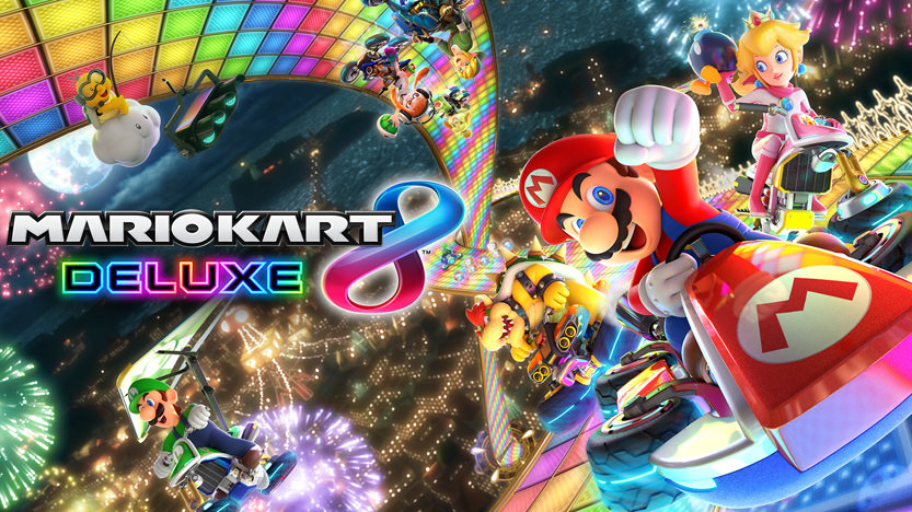 Mario Kart 8 Deluxe Avis Switch Consollection
