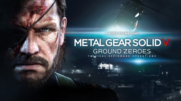 Metal Gear Solid V : Ground Zeroes