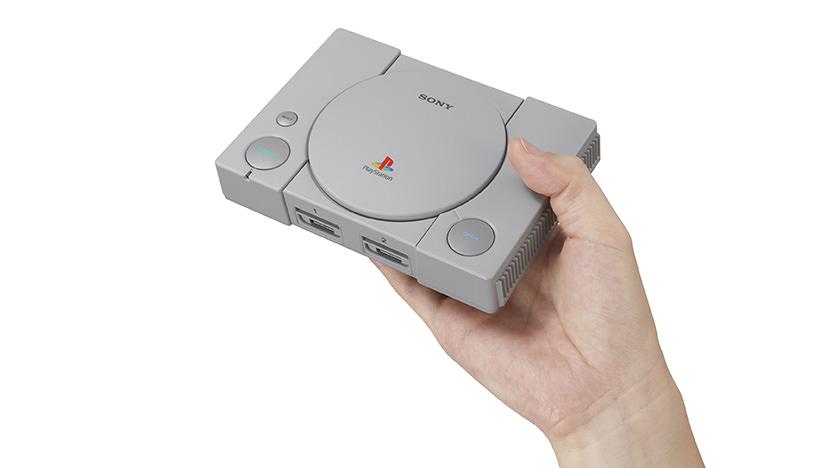 Mini PlayStation Classic. Jeux inclus, date de sortie, prix, résolution
