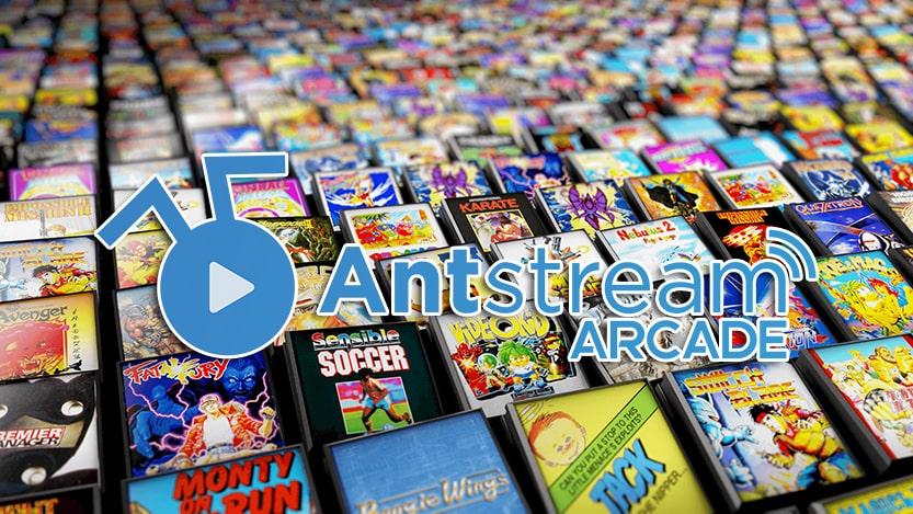 Antstream Arcade
