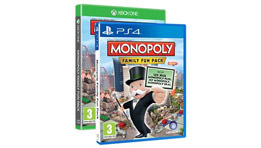 Monopoly arrive sur PS4 et Xbox One