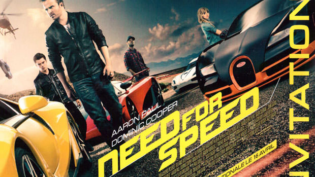 Need for Speed - Le film