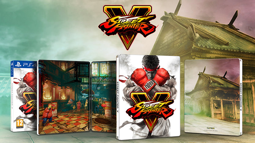 On a joué à la Beta de décembre de Street Fighter V