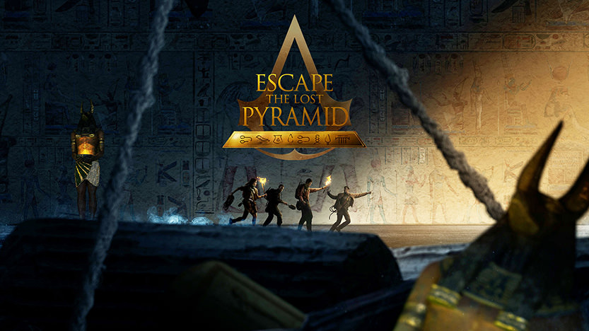 On a testé Assassin's Creed VR dans Escape The Lost Pyramid