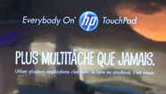 Pr�sentation de la HP TouchPad
