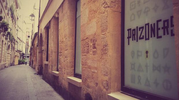 Prizoners : l'interview avec Celine Bouquillon et Alexis Moroz