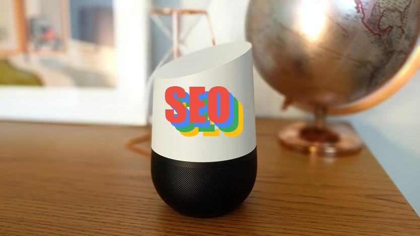 Question SEO : le référencement sur Google Home