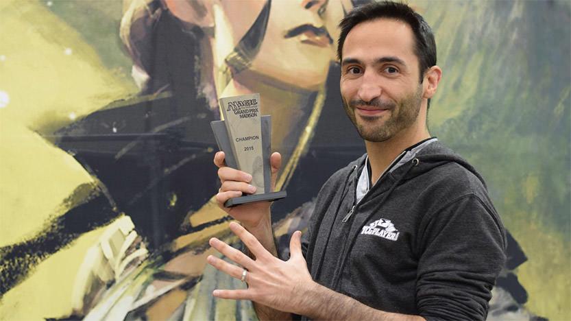 Raphaël Lévy : Magic, Jiu-Jitsu et vie de famille