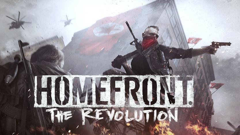 Rejoignez la résistance avec Homefront: The Revolution
