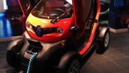 Renault Twizy avec la Fanny's Party!
