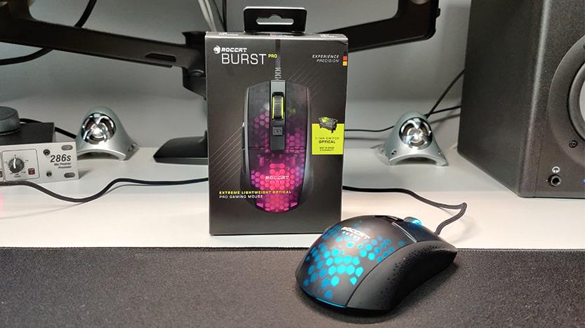 Roccat Burst Pro