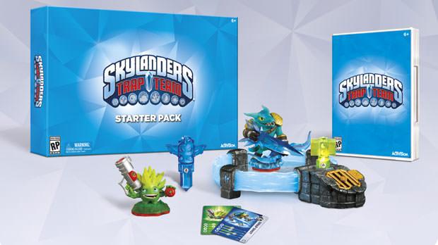Skylanders Trap Team, les premières infos