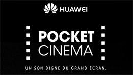 Compte-rendu de la soirée Pocket Cinema avec la tablette Mediapad M2 de Huawei, équipé d'un système audio Harman Kardo