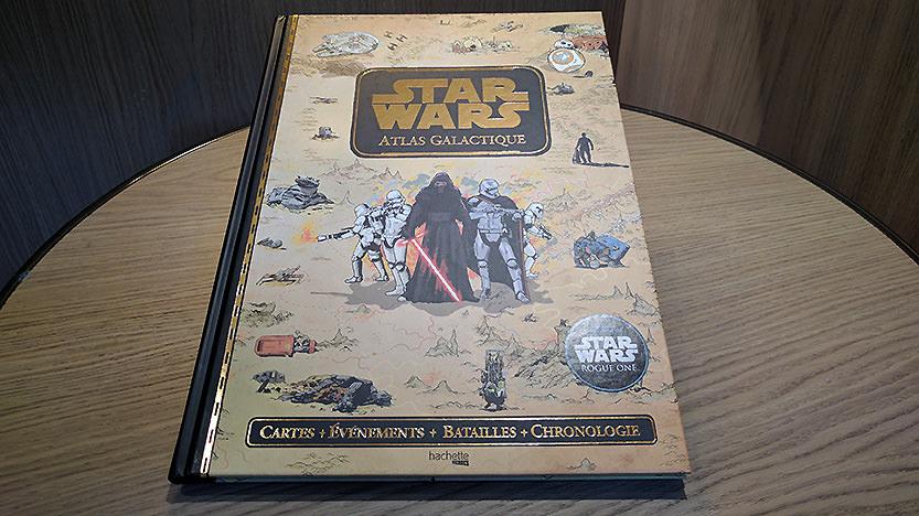 Star Wars Atlas Galactique: Cartes, événements, batailles, chronologie