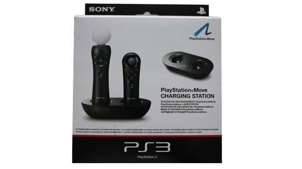 Station de chargement Sony Playstation Move