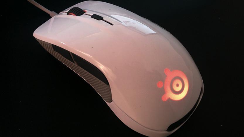J'ai testé la souris SteelSeries Rival White