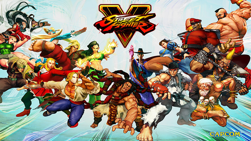 Test du jeu Street Fighter 5 sur PlayStation 4