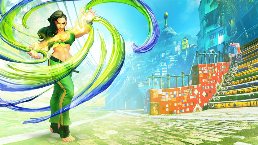 Street Fighter V : Laura