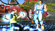 Street Fighter X Tekken �galement sur Sony Vita